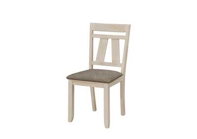 Image for Maribelle Chalk Grey Side Chair