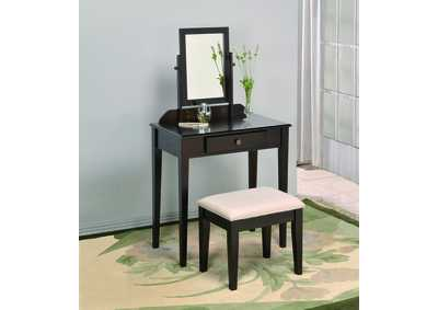 Image for Iris Vanity Table & Stool