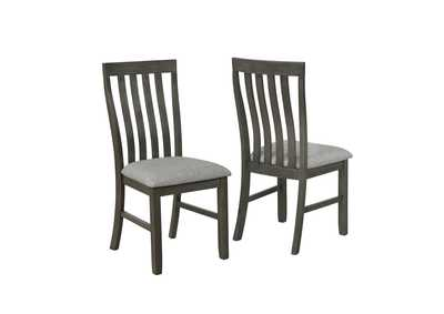 Image for Nina Grey Dining Chair