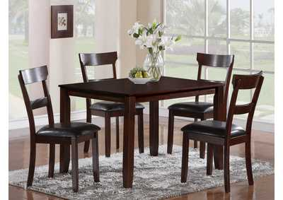 Image for Henderson 5 Piece Dinette Set
