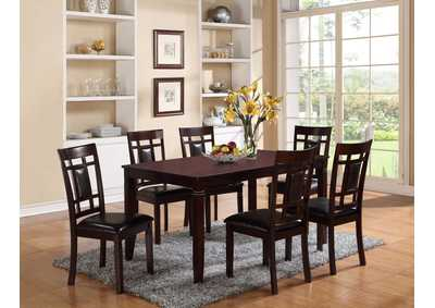 Image for Paige 7-Piece Dinette Set