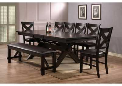 Image for Havana Rectangular Extension Dining Table