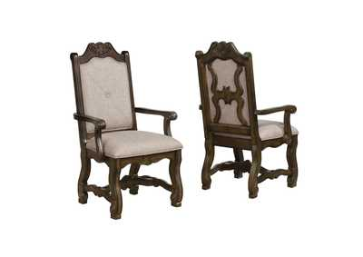 Image for Neo Renaissance Assem. Arm Dining Chair