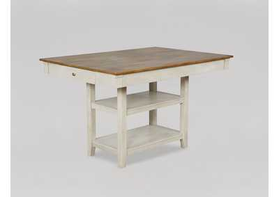 Image for Nina Counter Height Dining Table Shelf