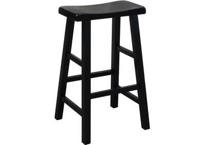 Image for Kirin Black 29 Saddle Stool