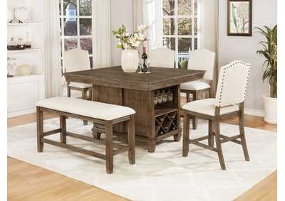 Regent Counter Height Dining Table