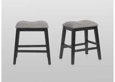 Image for Maskey Counter Height Stool Charcoal