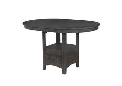 Hartwell Grey Counter Height Dining Table (1X18 L)