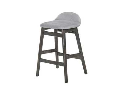 Image for Samar Grey Counter Height Chair