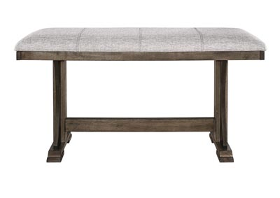 Quincy Counter Height Bench,Crown Mark