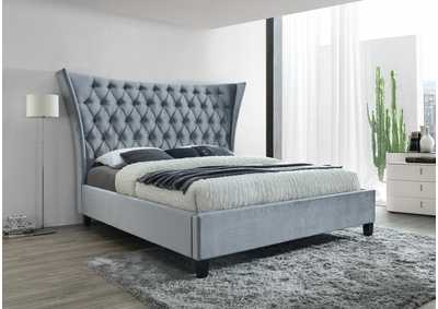 Image for Gabriella Grey King Bed