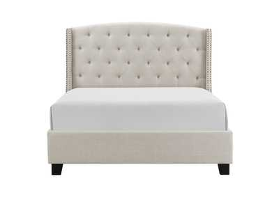 Image for Eva Ivory King Bed