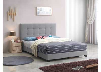 Image for Rigby California King Platform Bed W/ Adjustable Headboard