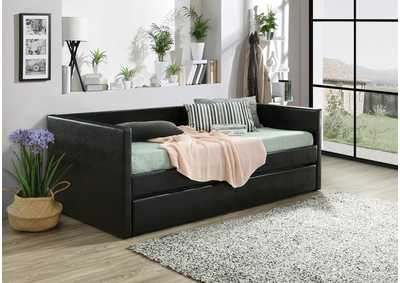 Image for Sadie Expresso Upholstered Daybed
