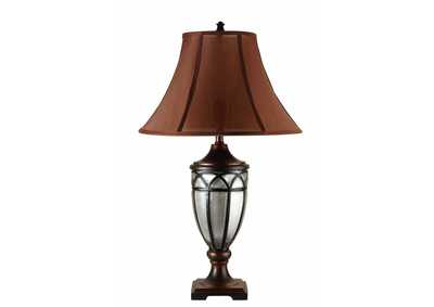 Table Lamp 30 H,Crown Mark