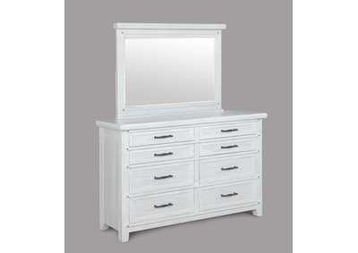 Image for Maybelle Antique White Dresser