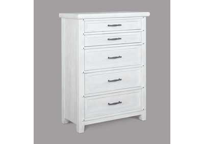 Image for Maybelle Antique White Chest