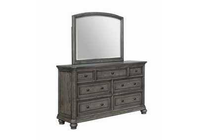 Image for Lavonia Dark Grey Dresser