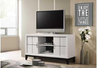 Image for Akerson Chalk Tv Stand