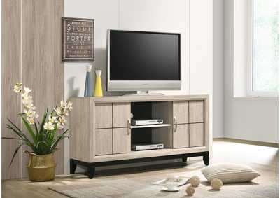 Image for Akerson Driftwood Tv Stand