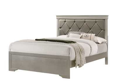Image for Amalia Champagne California King Bed