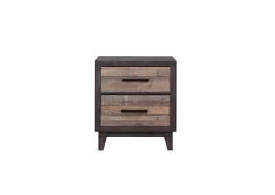 Tacoma 2 Tone Night Stand,Crown Mark