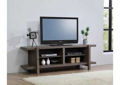 Image for Tacoma Brown Tv Stand