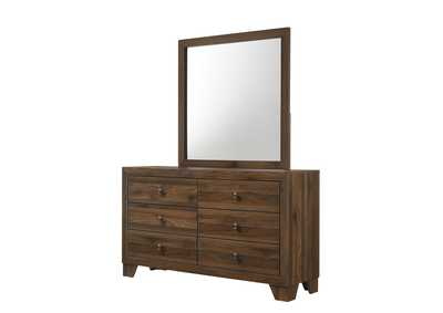 Image for Millie Brown Cherry Dresser