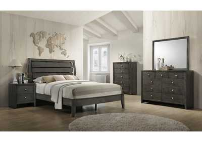 Image for Evan Grey Dresser Top