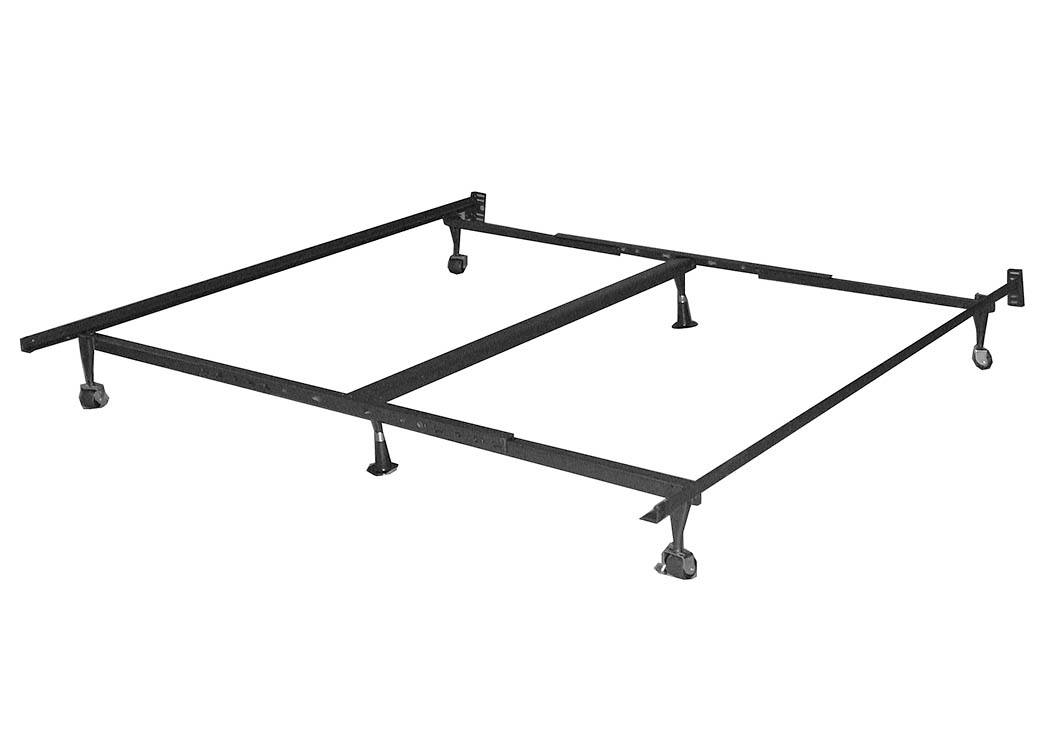 Queen/King/California King Metal Bed Frame,Donco Kids