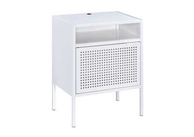 Image for Ember Nightstand in White