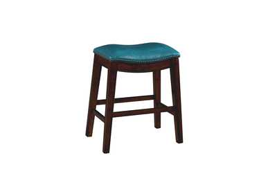 "Image for Fiesta 24"" Backless Counter Height Stool in Blue"