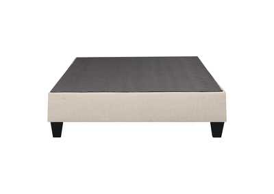 Image for Natural Abby Full Platform Bed