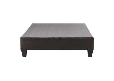 Image for Brown Abby Full Platform Bed