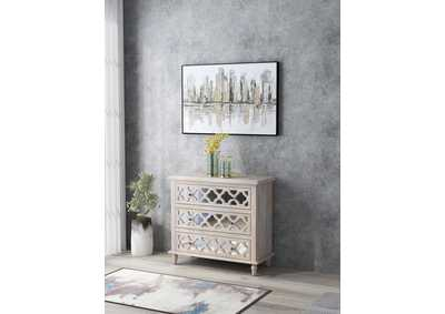 Image for Canterwood Whitewash Accent Cabinet