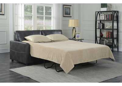 Image for Slumber Charcoal Gray Queen Sleeper Sofa