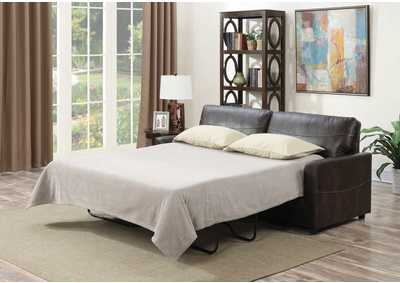 Image for Slumber Coffee Queen Sleeper Sofa