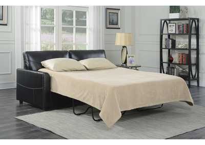 Image for Slumber Black Queen Sleeper Sofa