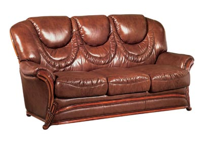 Image for 67 Brown Sofa Bed