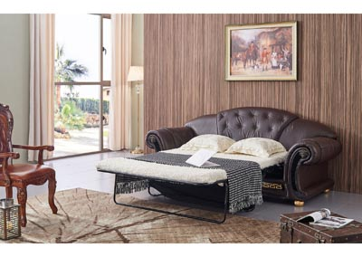 Image for Apolo Brown Sofa Bed