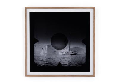 Image for Natural Oak + Acrylic Shadow Box + Photo Paper Art Studio Set Sail By Annie Spratt