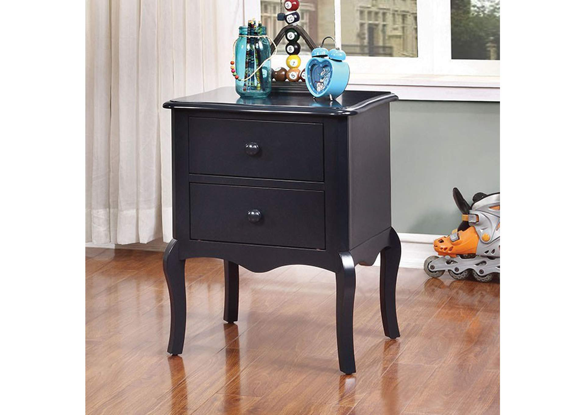 Lexie Night Stand,Furniture of America