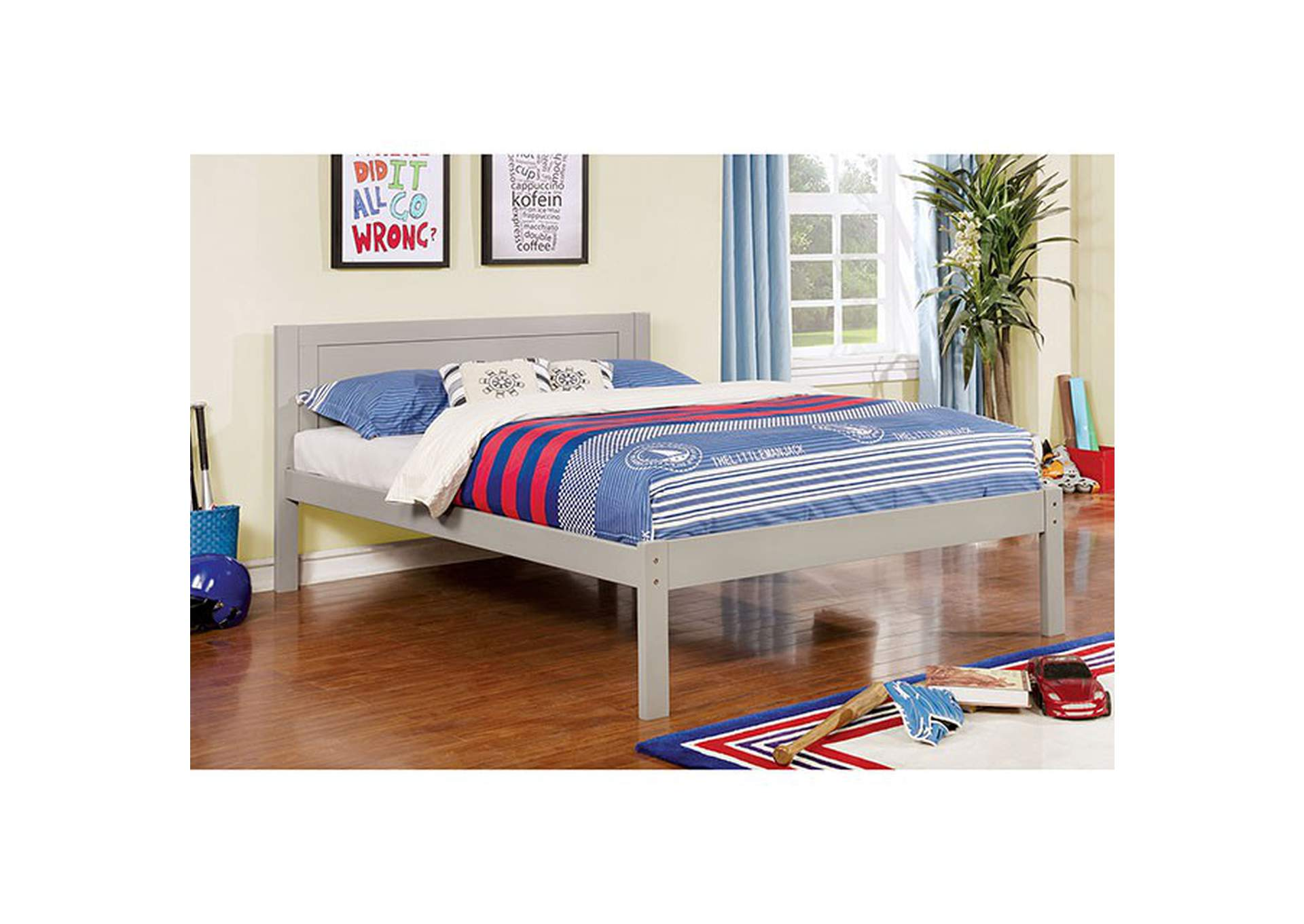 Annemarie Full Bed,Furniture of America