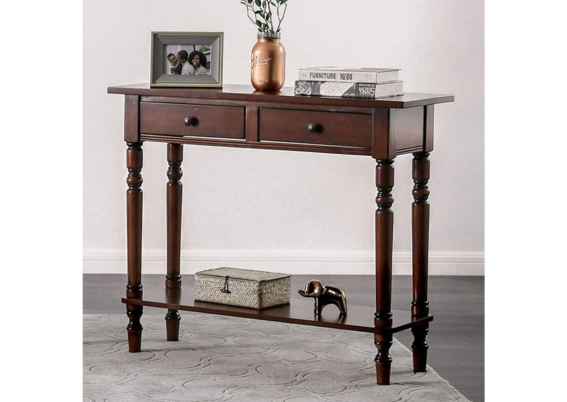 Calle Cherry Desk,Furniture of America