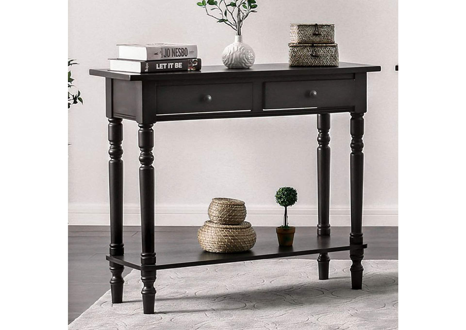 Calle Gray Desk,Furniture of America