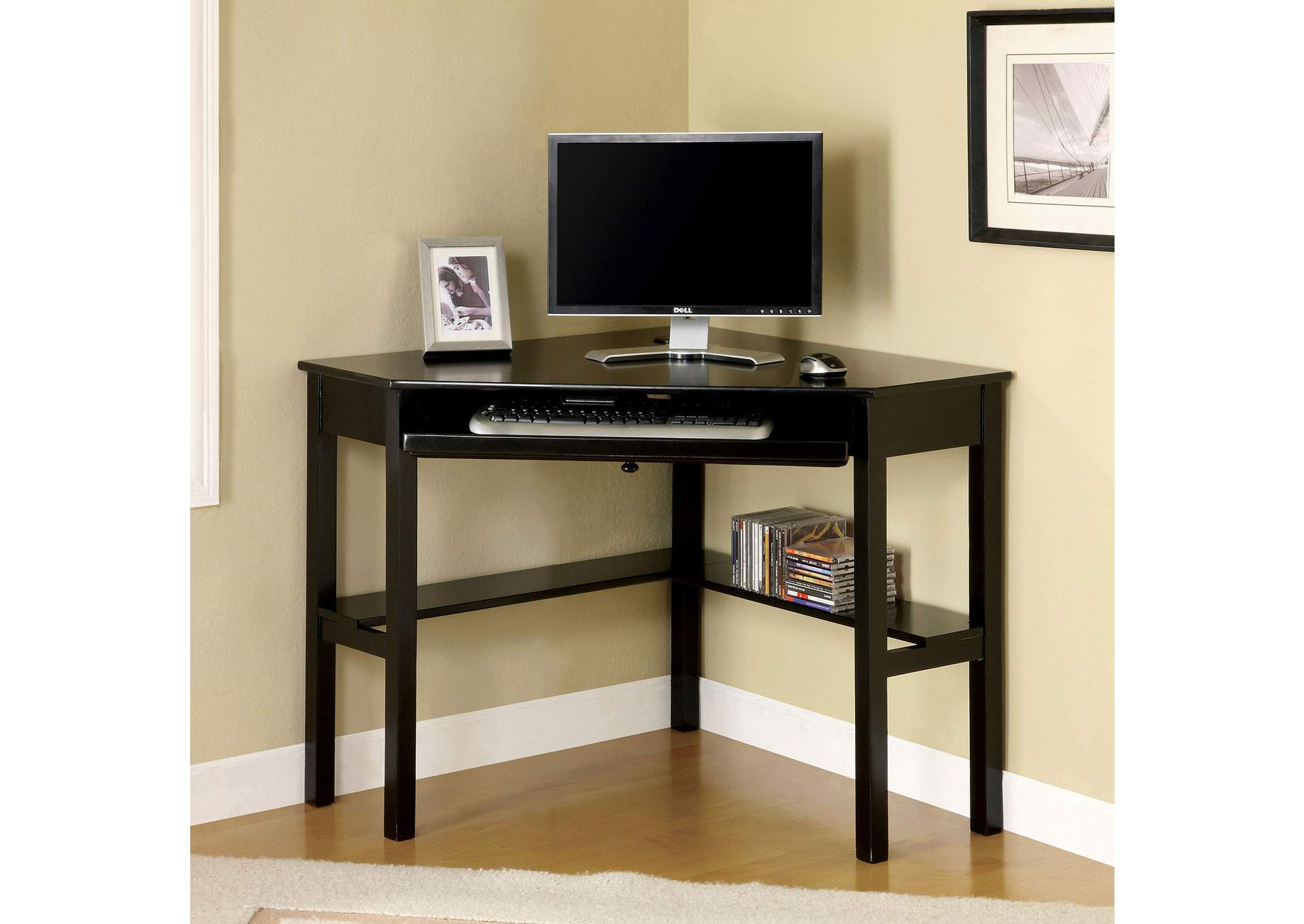 Corner Desk,Furniture of America