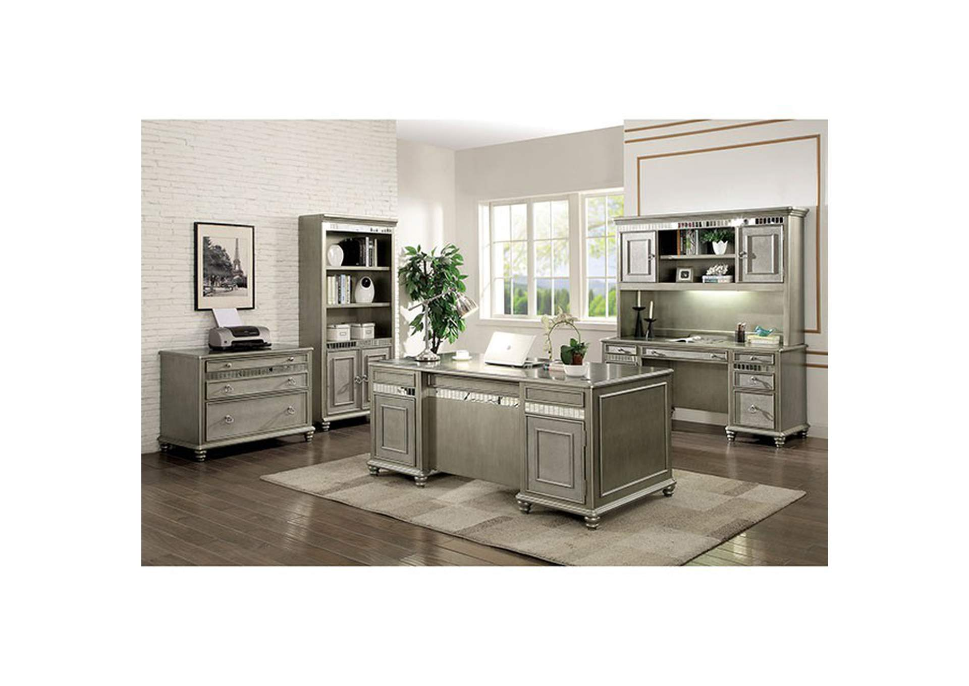 Aine File Cabinet,Furniture of America