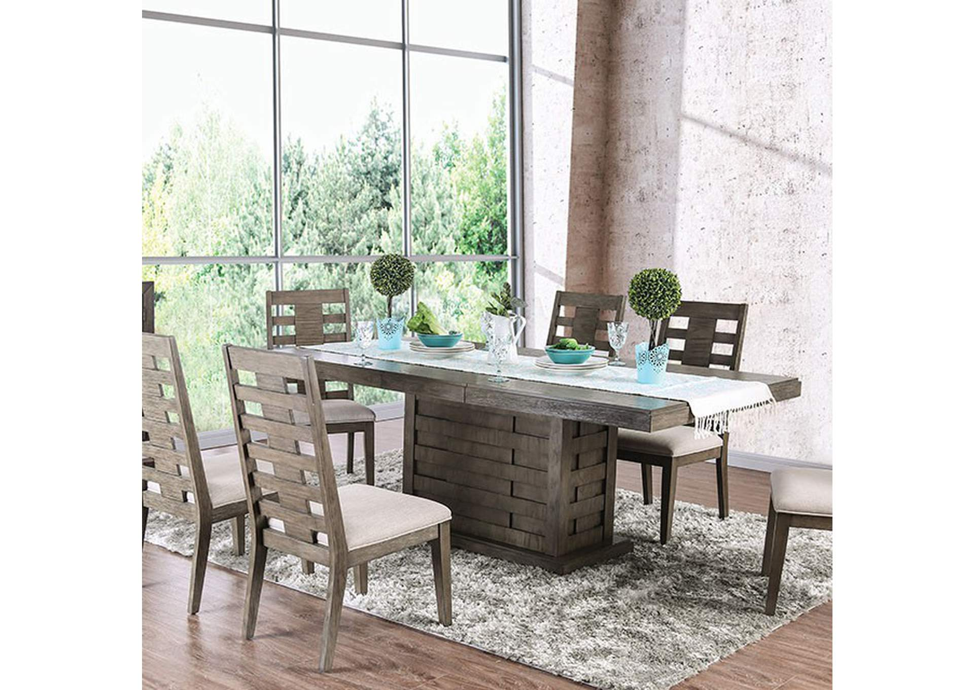 Jayden Dining Table,Furniture of America
