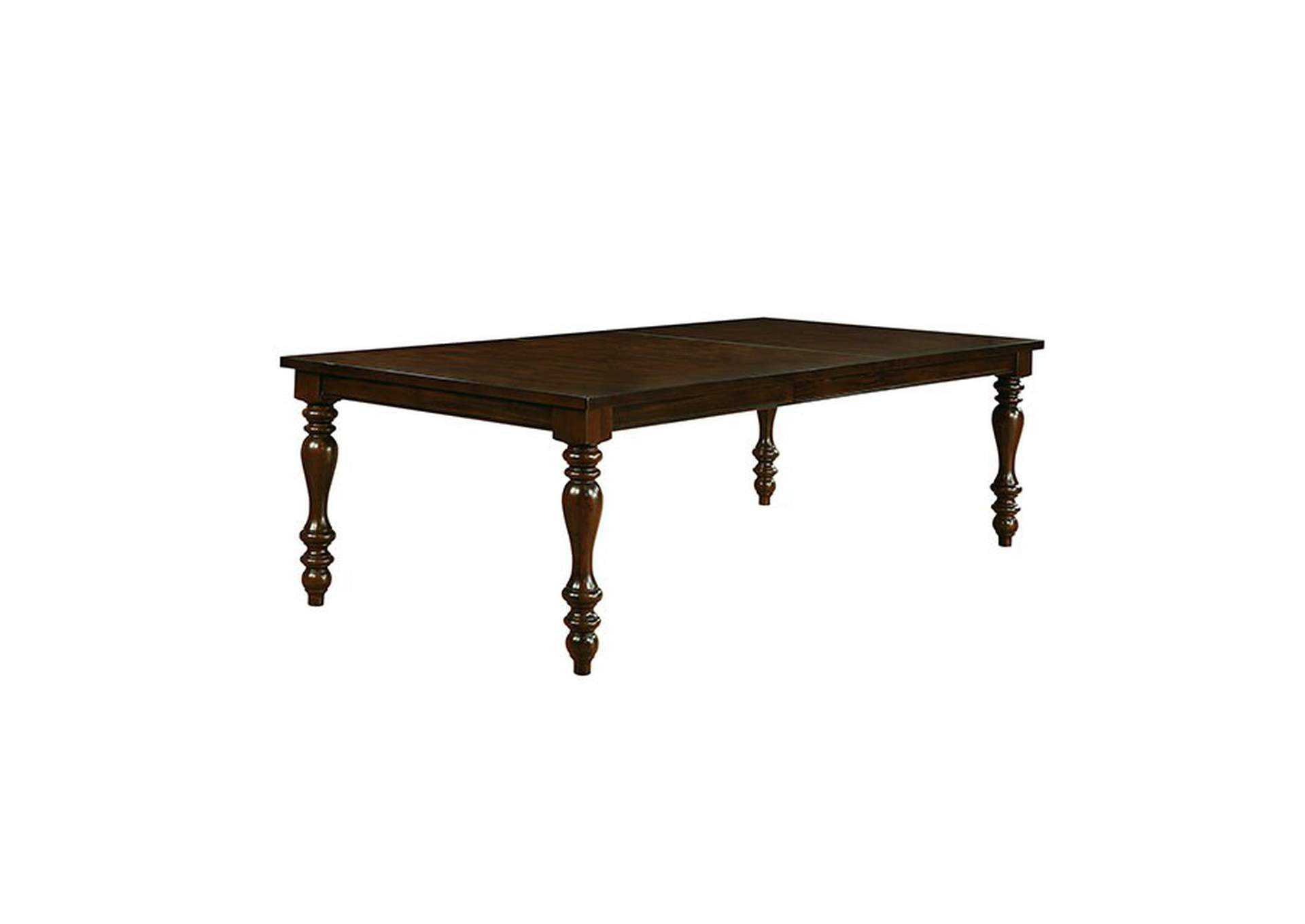 Hurdsfield Antique Cherry Dining Table,Furniture of America