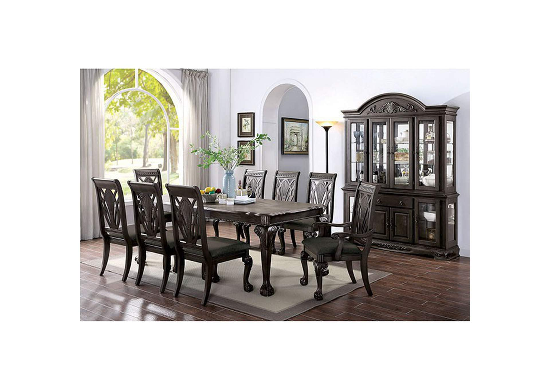 Petersburg Dining Table,Furniture of America